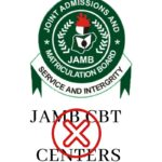 Newly Delisted Jamb CBT Centers (2020)