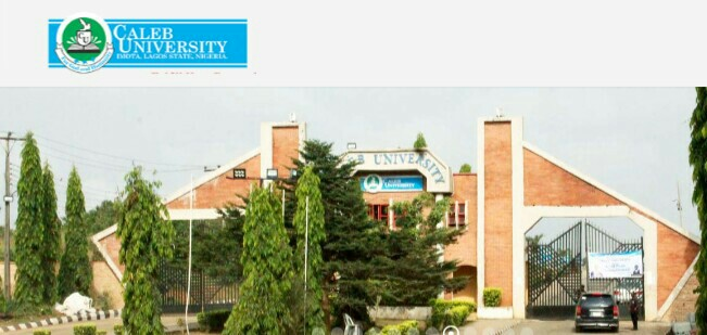 Caleb University Postgraduate Courses