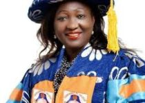 First Female Vice Chancellor of Univeristy