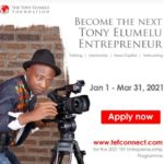 Tony Elumelu Foundation Entrepreneurship Program for African Entrepreneurs 2021 edition